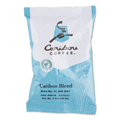 Caribou Coffee® Caribou Blend Ground Coffee, 2.5 oz, 18/Carton