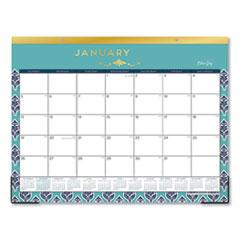 Blue Sky® Sullana Desk Pad, 22 x 17, 2021
