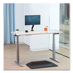Levado Laminate Table Top (Top Only), 72w x 30d, Gray
