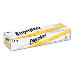 Energizer® Industrial Alkaline AA Batteries, 1.5V, 24/Box