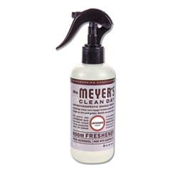 Clean Day Room Freshener, Lavender, 8 oz, Non-Aerosol Spray, 6/Carton