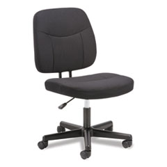 Sadie™ 4-Oh-One, Supports up to 250 lbs., Black Seat/Black Back, Black Base