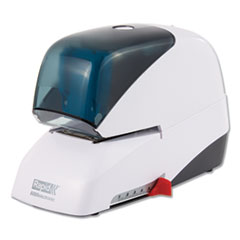 Rapid® 5050e Professional Electric Stapler, 60-Sheet Capacity, White