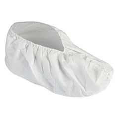 KleenGuard™ A40 Liquid/Particle Protection Shoe Covers, White, X-Large-2X-Large, 400/CT