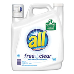 All® Liquid Laundry Detergent Free Clear for Sensitive Skin