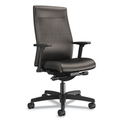 HON® Ignition® 2.0 Upholstered Mid-Back Task Chair With Lumbar