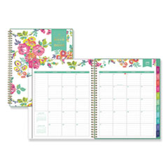 Blue Sky™ Day Designer Academic Year CYO Weekly/Monthly Planner
