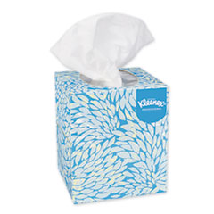 Kleenex® Boutique White Facial Tissue, 2-Ply, Pop-Up Box, 95 Sheets/Box, 36 Boxes/Carton
