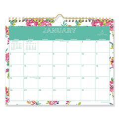 Blue Sky® Day Designer Wirebound Wall Calendar