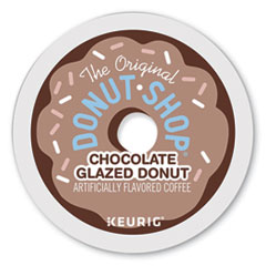 Donut House™ Chocolate Glazed Donut™ K-Cups®