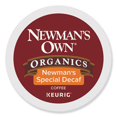 Newman's Own® Organics Special Decaf Coffee K-Cups®
