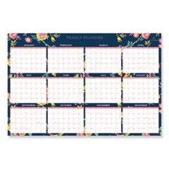 Blue Sky® Day Designer Laminated Wall Calendar, 36 x 24, 2021