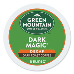 Green Mountain Coffee® Dark Magic® Extra Bold Decaf Coffee K-Cups®