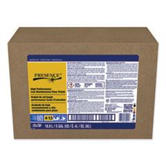P&G Pro Line® Presence High Performance Low Maintenance Floor Finish, 5 gal Bag-In-Box