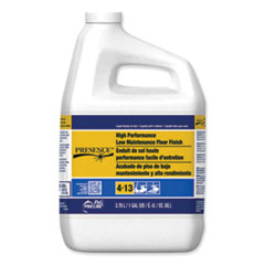 P&G Pro Line® Presence High Performance Low Maintenance Floor Finish, 1 gal Bottle, 4/Carton