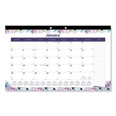 Blueline® Passion Monthly Deskpad Calendar