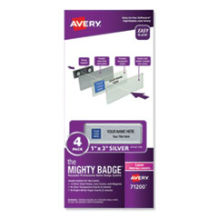 Avery® The Mighty Badge® Name Badge Holders
