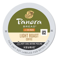 Panera Bread® at HOME Light Roast K-Cup Pods, 24/Carton