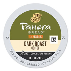 Panera Bread® at HOME Dark Roast K-Cup Pods, 24/Carton