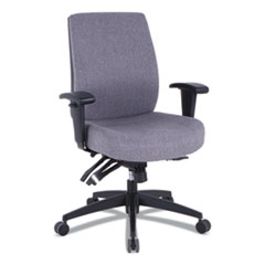 Alera® Wrigley Series 24/7 High Performance High-Back Multifunction Task Chair