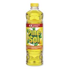 Pine-Sol® Multi-Surface Cleaner, Lemon Fresh, 28oz Bottle