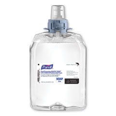 PURELL® Food Processing HEALTHY SOAP 0.5% PCMX Antimicrobial E2 Foam Handwash, For CS4 Dispensers, 1250 mL, 3/Carton