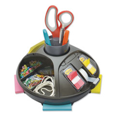 3M™ Rotary Desk Organizer