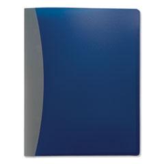 GBC® Executive Portfolio, 8.5 x 11, Blue/Blue