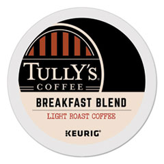 Tully's Coffee® Breakfast Blend Coffee K-Cups®