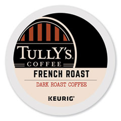 Tully's Coffee® French Roast Coffee K-Cups®