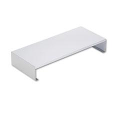 "Master® Mead-Hatcher Steel PC Bridge, 23.13"" x 10"" x 3.75"", Pearl Gray, Supports 50 lbs"