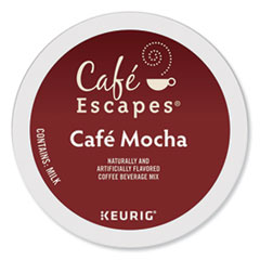 Café Escapes® Café Mocha K-Cups®
