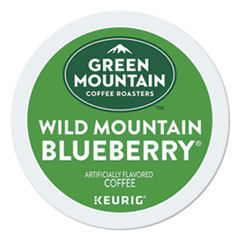 Green Mountain Coffee® Fair Trade Wild Mountain Blueberry™ Coffee K-Cups®