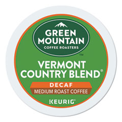 Green Mountain Coffee® Vermont Country Blend® Decaf Coffee K-Cups®