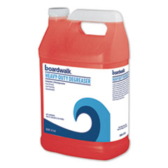 Boardwalk® Heavy-Duty Degreaser, 1 Gallon Bottle, 4/Carton
