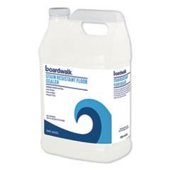 Boardwalk® Stain Resistant Floor Sealer, 1 gal Bottle