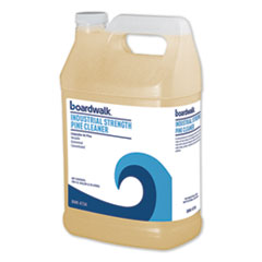 Boardwalk® Industrial Strength Pine Cleaner, 1 Gallon Bottle, 4/Carton