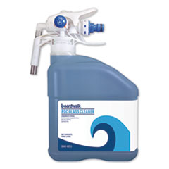 Boardwalk® PDC Glass Cleaner, 3 Liter Bottle