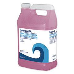 Boardwalk® Industrial Strength All-Purpose Cleaner, Unscented, 1 Gal Bottle, 4/Carton