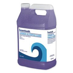 Boardwalk® All Purpose Cleaner, Lavender Scent, 1 gal Bottle, 4/Carton