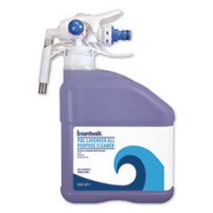 Boardwalk® PDC All Purpose Cleaner, Lavender Scent, 3 Liter Bottle, 2/Carton