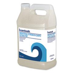Boardwalk® Industrial Strength Carpet Extractor, Clean Scent, 1 gal Bottle, 4/Carton