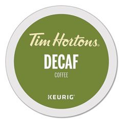 Tim Hortons® K-Cup Pods Decaf, 24/Box