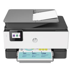 OfficeJet Pro 9015 All-in-One Printer, Copy/Fax/Print/Scan