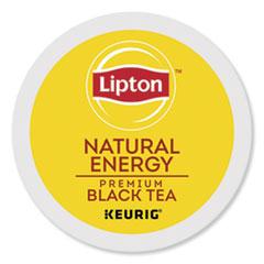 Lipton® Natural Energy Tea K-Cups, 24/Box