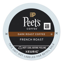 Peet's Coffee & Tea® French Roast Coffee K-Cups, 22/Box