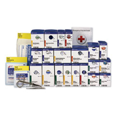 First Aid Only™ 50 Person ANSI Class A+ First Aid Kit Refill, 241 Pieces