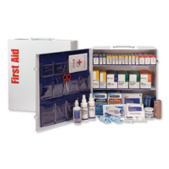 First Aid Only™ ANSI 2015 Class A+ Type IandII; Industrial First Aid Kit 100 People, 676 Pieces