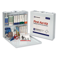 First Aid Only™ First Aid Station for 50 People, 196-Pieces, OSHA Compliant, Metal Case