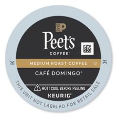 Peet's Coffee & Tea® Café Domingo K-Cups, 22/Box